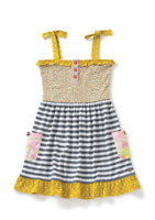 (C0202) NEW Matilda Jane Snakes and Ladders Dress 14(final sale)