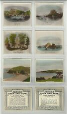 More details for part set 45/48  bat  cigarette cards  jersey then and now