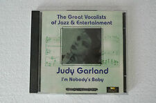 Judy Garland - I´m Nobody´s Baby, The Great Vocalists of Jazz, Doppel CD (28)