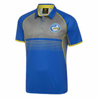 Parramatta Eels NRL Classic Sublimated Polo Shirt Size S-5XL! W18