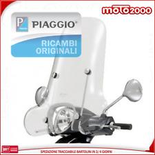 KIT PARABREZZA PARAVENTO ALTO ORIGINALE PIAGGIO LIBERTY 50 125 150 200 RST MOC