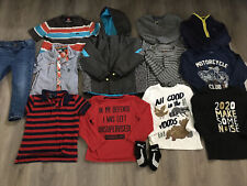 Toddler Boys Clothing Lot, 14 Items, 2T, Quicksilver, Ralph Lauren, Cherokee