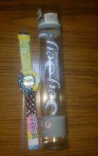 JoyJoy! Colorful Interchangeable Silicone Watch