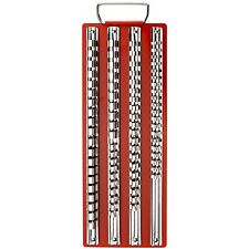 """Tooluxe 03966L Heavy Duty 80-Piece Socket Tray Rack with 1/4, 3/8, and 1/2"""""""