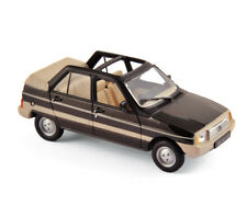 NOREV 150943  - Citroen Visa Décapotable 1984 Vison brown 1/43