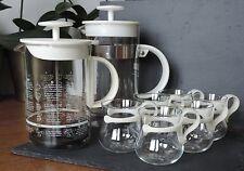 Lot cafetière tasses mousseur à lait  BODUM