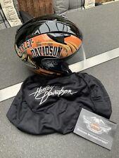 Harley Davidson Damen Helm Gr. M nie gefahren nur probiert