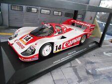 PORSCHE 956 Gr.C Nürnberg 1000km Canon 14 Lammers Palmer Rosberg Minichamps 1:18