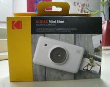 Kodak MINI SHOT Wireless Instant Print Digital Camera & Printer (White) ~ NEW