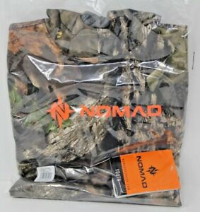 Nomad Southbounder Hoodie Youth Large Mossy Oak N130002 920-YL New W Tags Kid Sz