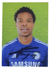 Loic Remy SIGNED 6x4 Official Photo Autograph Chelsea Club Card Football COA
