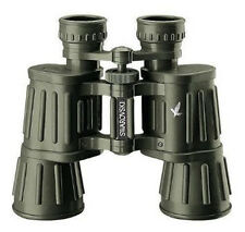 Swarovski Habicht 7 x 42 GA Armoured Stalking Binoculars - Green (UK Stock) BNIB