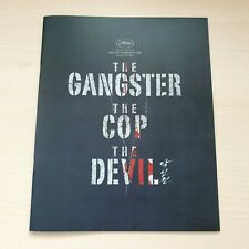 THE GANGSTER, THE COP, THE DEVIL Official Pressbook CANNES FILM FESTIVAL 2019