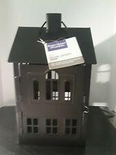 Better Homes & Gardens Black House Candle Holder Lantern