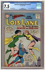 Superman's Girlfriend Lois Lane 21 (CGC 7.5) Van-Zee; Schaffenberger; DC; 1960