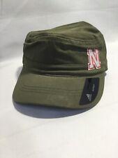 Adidas Military Green Nebraska State Cornhuckers Olive Hat - Women's -