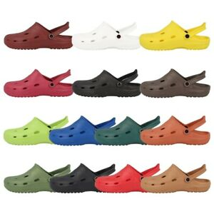 Chung Shi Dux Duflex Unisex Clogs verschiedene Farben Sandalen Hausschuhe