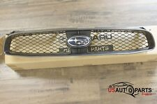 2004-2005 Subaru Impreza WRX & RS Front Mesh Grille Assembly NEW 91121FE110