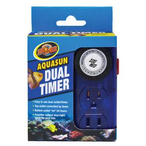 RA AquaSun Dual Timer