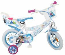 12 Zoll Mädchenfahrrad Kinderfahrrad Kinder Fahrrad Frozen Disney Eiskönigin Rad