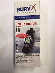Bury UNI Take & Talk for Nokia C5  NEW!