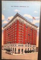 VTG  Postcard The Tutwiler Hotel Dinkler  Birmingham Alabama Posted 1940?  B30