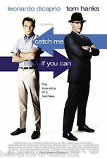 Catch Me If You Can DVD Movie BRAND NEW SEALED TOP 250 MOVIES BEST PICTURE R4