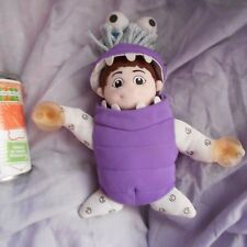SUCKERS WINDOW BOO soft plush cuddly TOY DOLL GIRL Monsters COSTUME inc figure