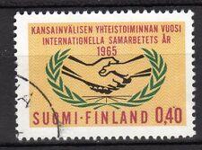 Finland - 1965 Cooperation year  - Mi. 597 VFU