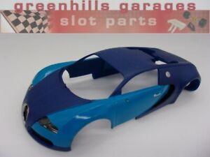 Greenhills Scalextric Bugatti Veyron C2573W Body Shell - Used - S2566