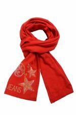 Bufandas y pañuelos de mujer rojos
