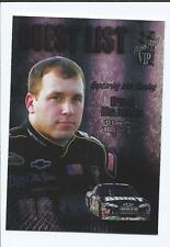 2009 Press Pass VIP Guest List  RYAN NEWMAN