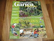 GARTEN SPECIAL: GARTENPRAXIS LEICHT GEMACHT / SCHRITT für SCHRITT z. TRAUMGARTEN