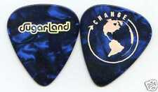 Sugarland 2008 Love On The Inside Tour Guitar Pick! custom concert stage #6
