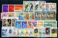 HAITI 39 differents STAMPS LOT, MH & USED, VF