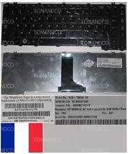 Teclado Azerty Francés TOSHIBA L600 NSK-TM0GV 9Z.N4VGV.00F MP-09M76F06920 Negro