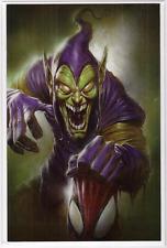 AMAZING SPIDER-MAN #799 Lucio Parillo VIRGIN Variant Green Goblin /700 1st Print