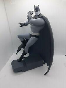Diamond Select DC Comics Gallery black & white  Batman Laughs PVC Statue loose