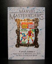 COMICS: Marvel Masterworks: Tales of Suspense #59-81 hardcover - RARE  (Captain)