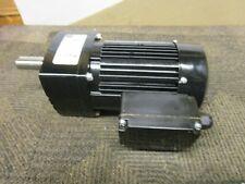 BODINE 42R6BFSI-F3 1/5HP GEARMOTOR 115V 1PH 85RPM 20:1 RATIO