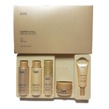 IOPE Super Vital Special Gift Rich 5pcs Trial Set  Amorepacific Korean Cosmetics