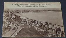 CPA CARTE POSTALE 1910-1920 ST ADRESSE PANORAMA NORMANDIE SEINE MARITIME