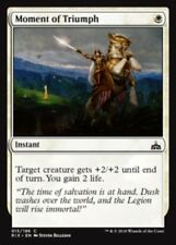 4 x Moment of Triumph * Rivals of Ixalan * MtG * Common * PLAYSET