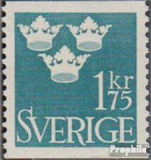 Suède 339x Un neuf avec gomme originale 1948 King gustaf v