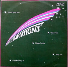 "12"" the temptations same (Happy people, Cloud Nine, up the Creek) veb Amiga"