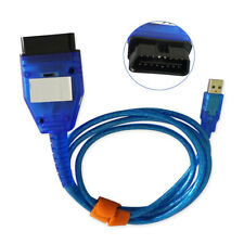 INPA/Ediabas K+DCAN USB Interface OBD2 Car Diagnostic Cable For BMW E90,E91,E92