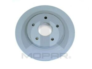 Mopar 04721996AB Disc Brake Rotor Rear