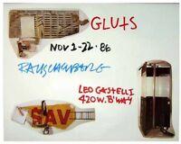 Robert Rauschenberg Poster Kunstdruck Bild Gluts 57x72 cm Kostenloser Versand