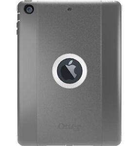 OtterBox Defender Series Case for iPad Air - Glacier - White/Grey