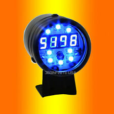 ADD W1 BLACK DIGITAL TACH & BLUE SHIFT-LIGHT for B16 B18 SER SPEC-V